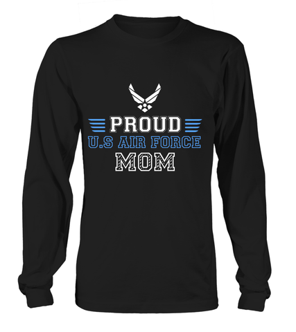 Proud US Air Force Mom T-shirts