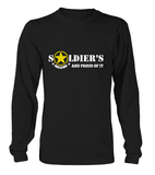 Army Soldier's Mom T-shirts