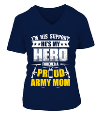Army Mom Forever T-shirts