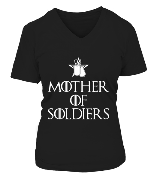 Army Mom GOT Parody T-shirts