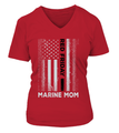 Marine Mom Red Friday T-shirts