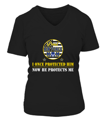 Air Force Mom Once Protected T-shirts
