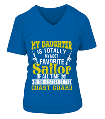 My Daughter Is My Most Favorite Coastie