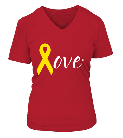 RED Friday Love T-shirts