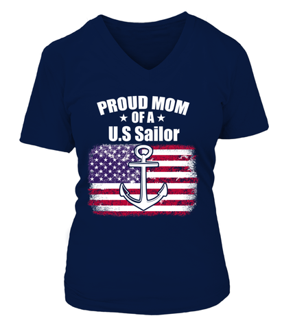 Proud mom Of U.S Sailor T-shirts
