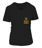 Army Mom Never Complains T-shirts