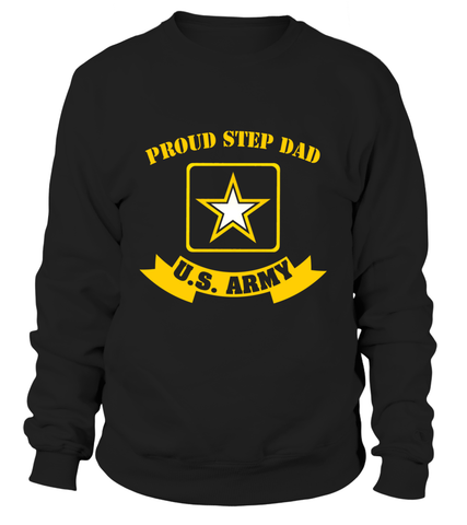 Proud US Army Step Dad T-shirts