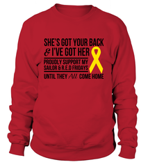Navy Mom Got Her Red Friday T-shirts