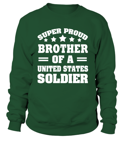 Super Proud Army Brother T-shirts