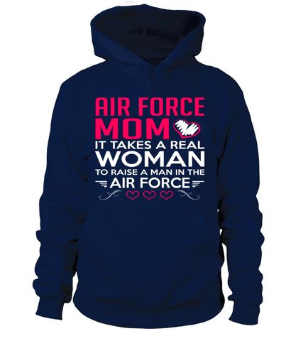 Air Force Mom It Takes T-shirts