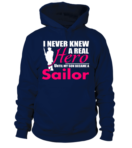 Navy Mom Never Knew Until T-shirts