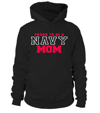 Proud To Be Navy Mom T-shirts