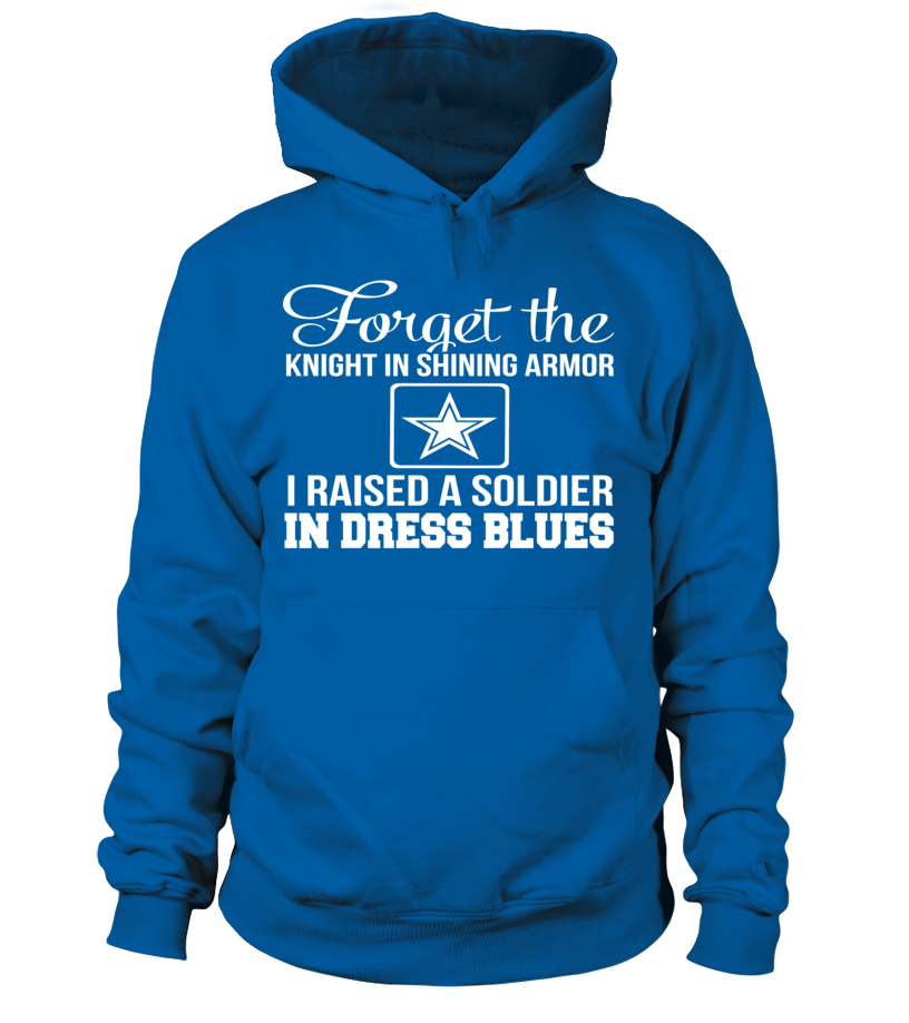 Army Mom Knight T-shirts - MotherProud