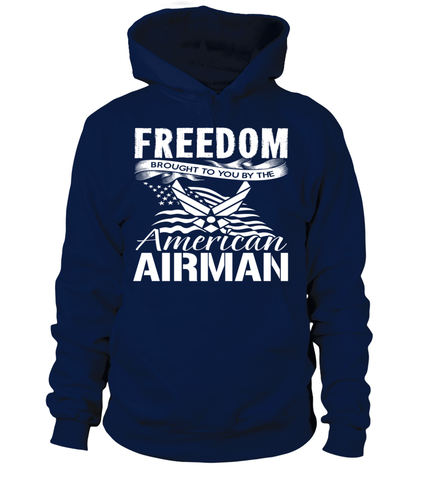 Air Force Mom Freedom Brought To You T-shirts