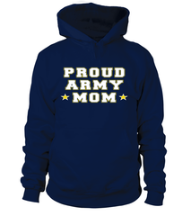 Proud Army Mom Star T-shirts