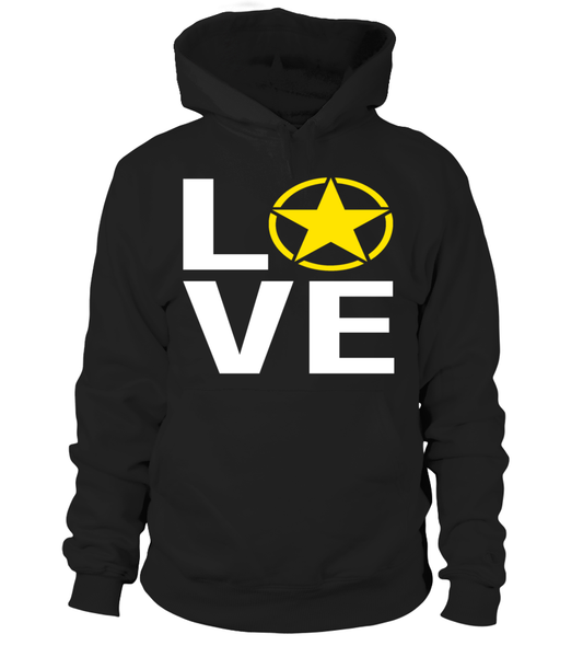 Army LOVE T-shirts