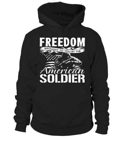 Army Mom Freedom Brought To You T-shirts