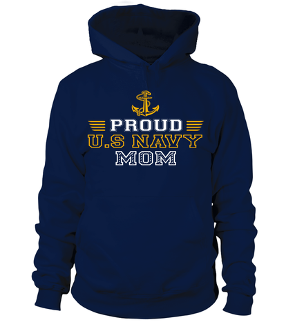 Proud US Navy Mom T-shirts