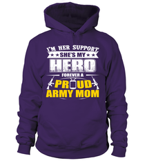 Army Mom Forever Daughter T-shirts