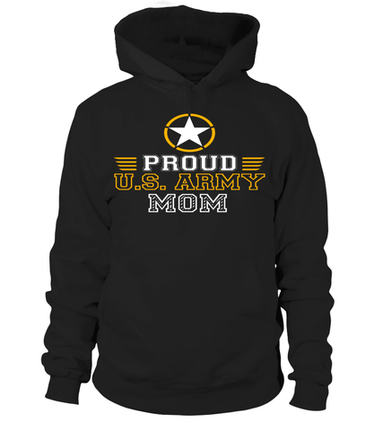 Proud US Army Mom T-shirts