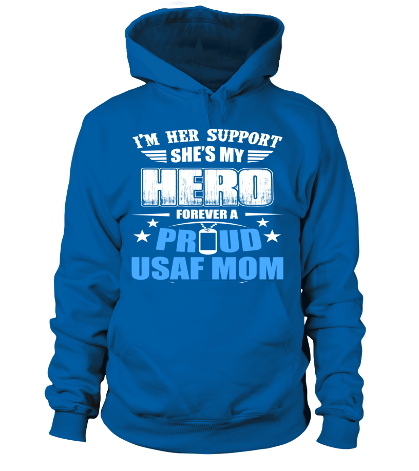 Air Force Mom Forever Daughter T-shirts - MotherProud