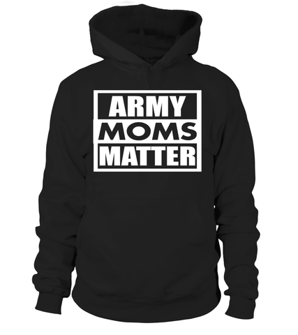 Army Moms Matter T-shirts