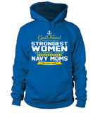 God Found Navy Moms T-shirts