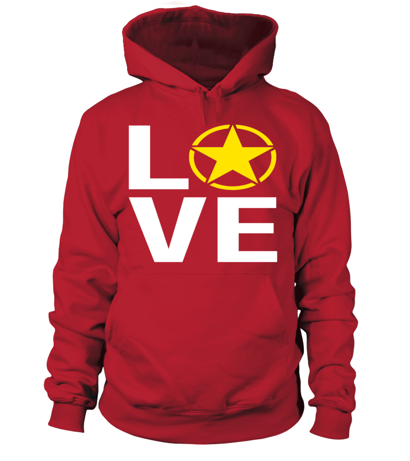 Army LOVE T-shirts - MotherProud