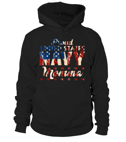 Proud United States Navy Momma T-shirts