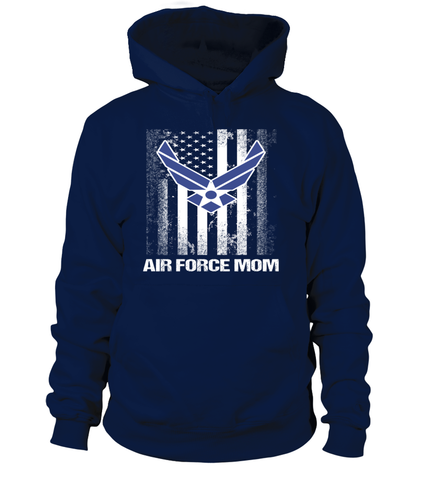 Air Force Mom Flag Plus T-shirts