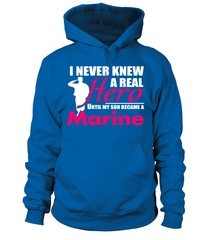 Marine Mom Never Knew Until T-shirts