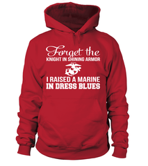 Marine Mom Knight T-shirts