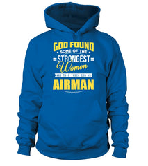 Air Force Mom God Found Strongest