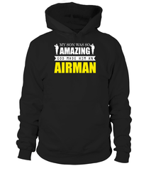 Air Force Mom God Made Airman
