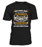 Air Force Mom Strong T-shirts - MotherProud