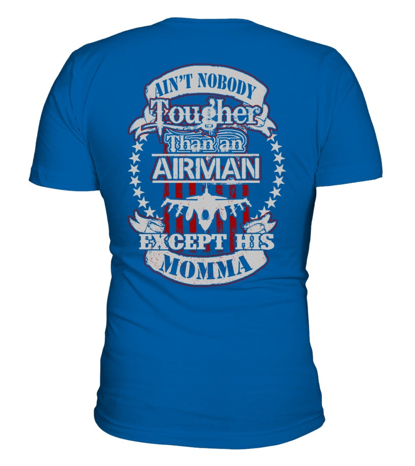 Air Force Mom Tougher Than An Airman - MotherProud
