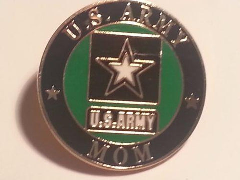 US Army Mom pin