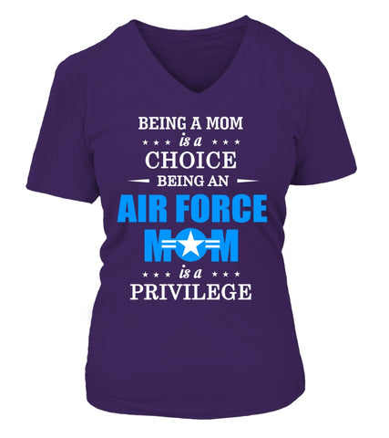 Being An Air Force Mom Is A Privilege