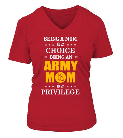 Being An Army Mom Is A Privilege