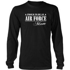 Pride Military Mother - Proud To Be An Air Force Mom T-shirt