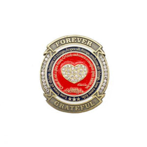 Army Mom Coin-Psalm 51:10 - MotherProud