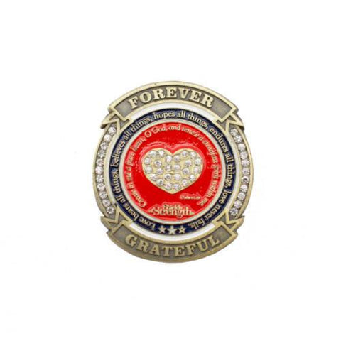 Army Mom Coin-Psalm 51:10