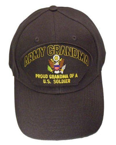 Army Grandma Patch Cap - MotherProud