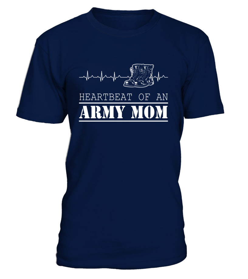 Heartbeat Of An Army Mom