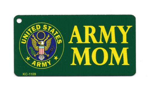 US ARMY Theme Metal Key Chain - MotherProud