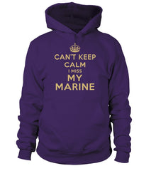 Marine Mom Can't Keep Calm T-shirts