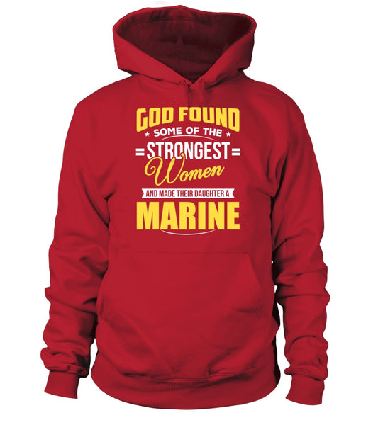 Marine Mom God Found Strongest Daughter