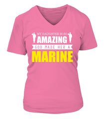 Marine Mom God Made Daughter