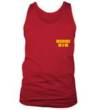 Marine Mom One Of The Proud Tank Top