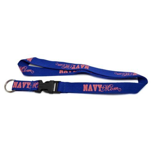 Other Current Militaria - US Navy Mom Lanyard